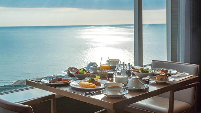 【朝食付】41階確約!シェラトンのてっぺんに泊まろう♪
