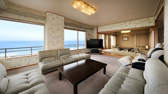 当館1室のみの最上のお部屋とおもてなし☆『プレミアムStay貴賓室』プラン