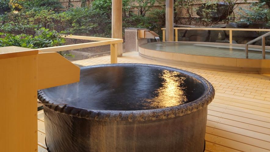 大浴場「安房八景の湯」_水風呂