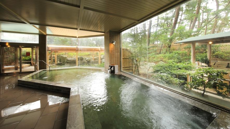 大浴場「安房八景の湯」_内風呂