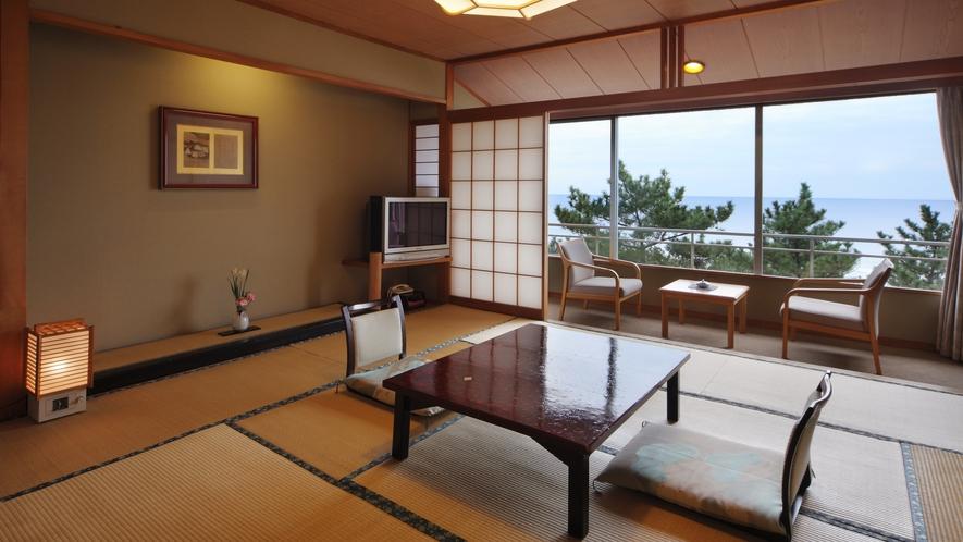 檜内風呂付和室(12.5畳+広縁+内風呂)