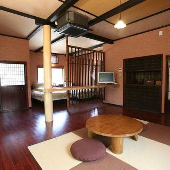 ◆花の音(部屋食)<離れ70平米>露天風呂/内湯/岩盤浴付き