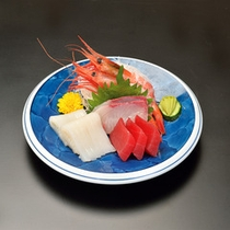 *【お造り】新鮮な日本海の幸をご堪能ください!