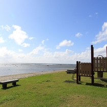*鵜の崎海岸/海風を浴びながら散歩するのも気持ちいいですよ!