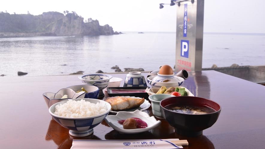 *ご朝食一例