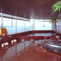 大浴場■地下1300メートルから湧き出る温泉をご満喫ください