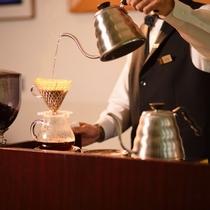 【ラウンジ】コーヒー