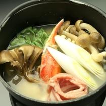夕食 季節鍋
