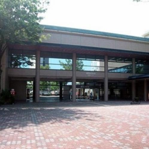 半田市福祉文化会館(雁宿ホール)