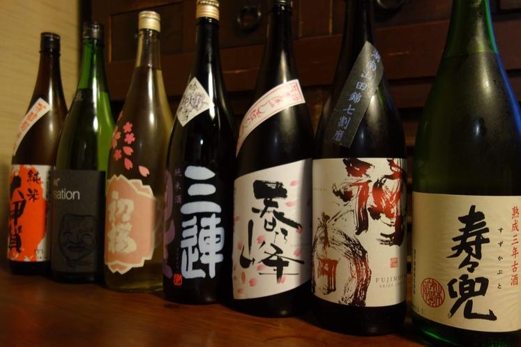 甲賀の日本酒