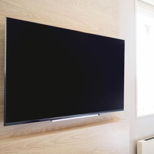 49インチの大型TV採用
