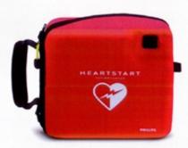 【安心・安全】AEDをフロントに設置