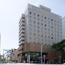 名古屋栄東急REIホテル外観
