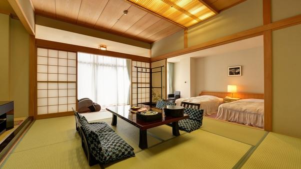 【部屋食】特別室和洋室
