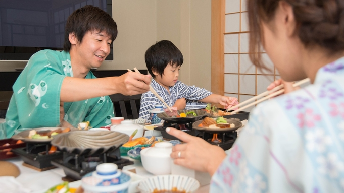 【夏旅セール】【特選プランをお部屋食で】栃木の素材をふんだんに詰め込んだグレードアップ会席【千】