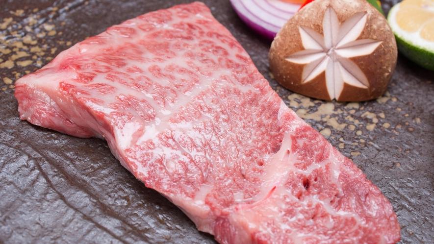 *とちぎ和牛ステーキ