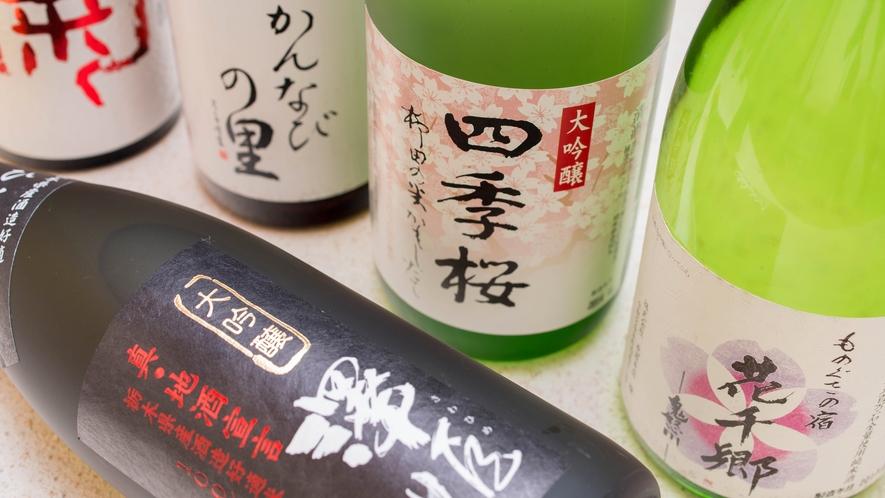*栃木のお酒