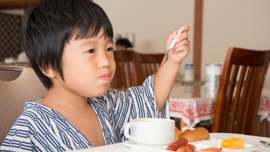 *朝食イメージ