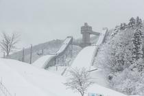 ジャンプ台(冬)