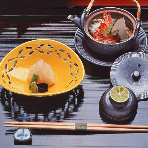 秋の松茸料理(一例)