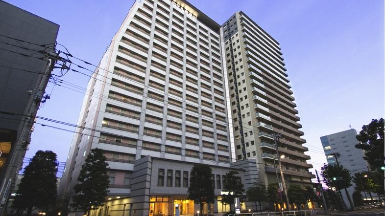 ハートンホテル東品川(品川シーサイド)