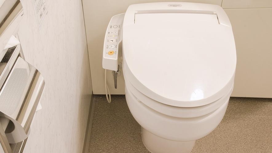 温水シャワー式トイレ