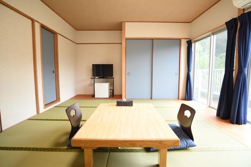 ◆禁煙室◆ 和室10畳〜12畳(トイレあり、シャワーあり)