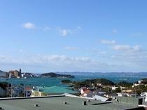 海の見える洋室 眺望1