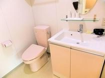 和室10畳 トイレ・洗面台