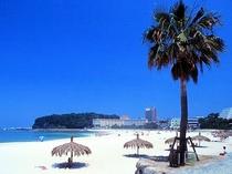 白良浜ビーチ2