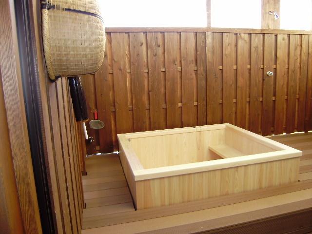ひのき露天風呂(205)