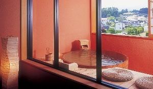露天風呂付客室303