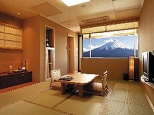 檜露天風呂付特別室