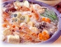 アツアツ海鮮鍋