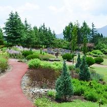 *庭園/7つのエリアからなる美しいガーデン