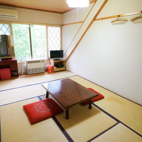 【ペンション棟:和室】WIFI接続可能♪