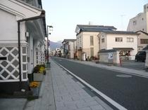 【松本市内中町】なまこ壁