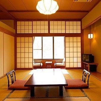 【BS】トイレ付和室10畳ベーシック客室《禁煙室》