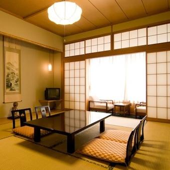 【ST】バス・トイレ付和室10畳スタンダード客室《禁煙室》