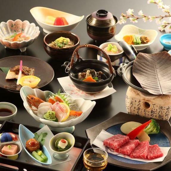■平成25年卯月・皐月料理例