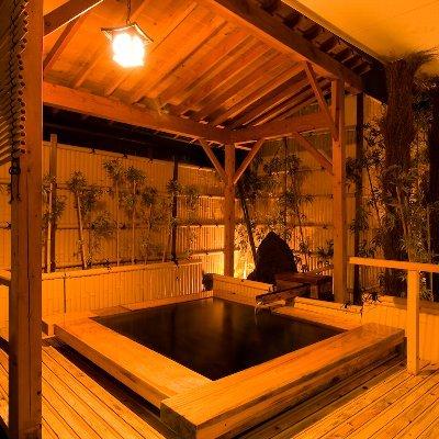 ■露天檜風呂