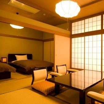 【501号室】本間10畳+ベットルーム(7.5畳相当)禁煙室