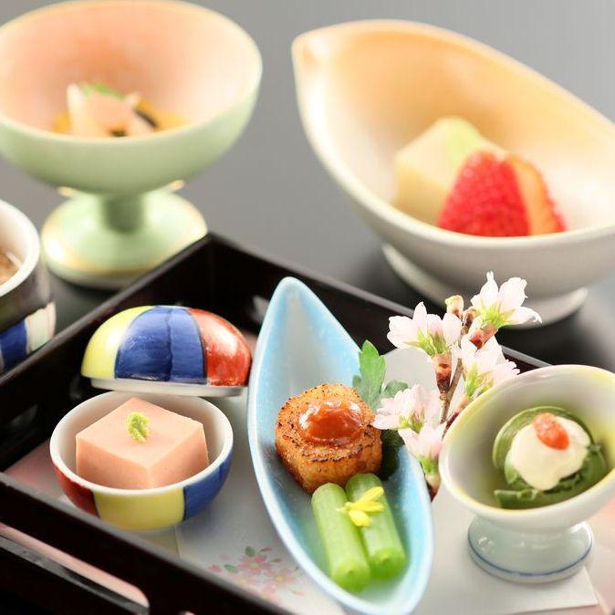 ■平成25年卯月・皐月料理イメージ