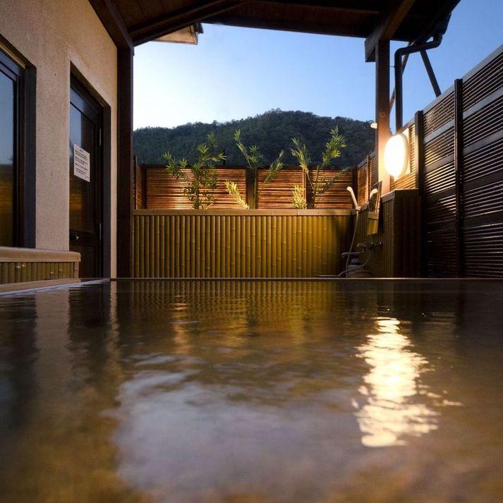■貸切檜露天風呂