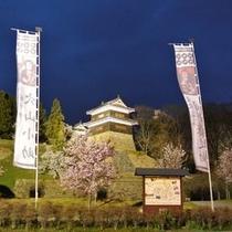 ■上田城千本桜まつり