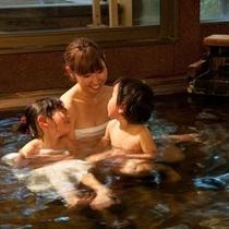 ■家族で貸切風呂