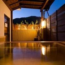 ■貸切露天風呂 檜