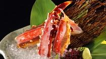 【タラバ蟹のお造り】追加料理でご用意出来ます。