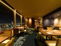 レストラン「リコモンテ」店内一例
