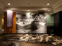 エレベータホール一例